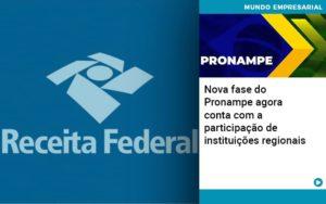 Nova Fase Do Pronampe Agora Conta Com A Participacao De Instituicoes Regionais - Contabilidade em Vitória da Conquista - BA | Nord Contabilidade