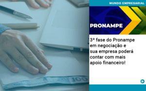 3 Fase Do Pronampe Em Negociacao E Sua Empresa Podera Contar Com Mais Apoio Financeiro - Contabilidade em Vitória da Conquista - BA | Nord Contabilidade