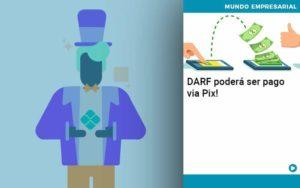 Darf Poderá Ser Pago Via Pix Abrir Empresa Simples - Contabilidade em Vitória da Conquista - BA   Nord Contabilidade