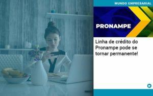 Linha De Credito Do Pronampe Pode Se Tornar Permanente Abrir Empresa Simples - Contabilidade em Vitória da Conquista - BA | Nord Contabilidade